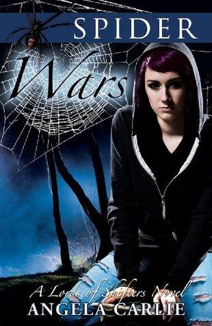 Spider Wars by Angela Carlie