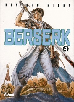 Ebook Berserk, tome 04 by Kentaro Miura read!