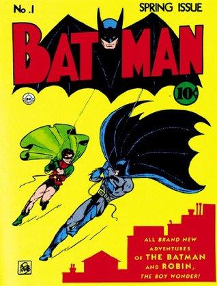 Batman (1940-2011) #1
