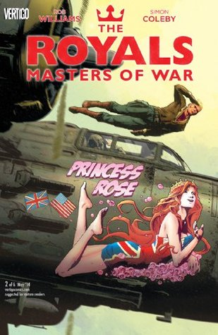 The Royals: Masters of War (2014- ) #2