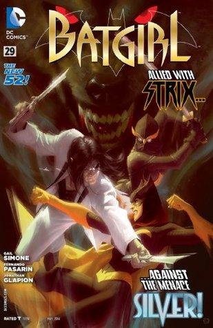 Batgirl #29 (The New 52 Batgirl, #29)