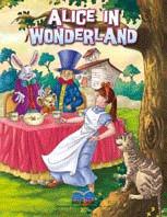Alice in Wonderland (Charles Baker Graphic Novels)