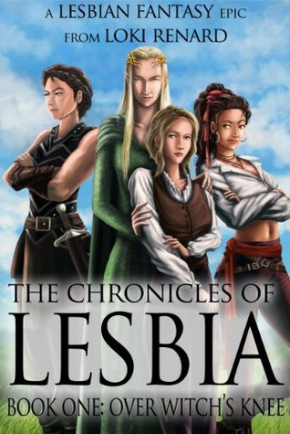 Over Witch's Knee (The Chronicles of Lesbia, #1)