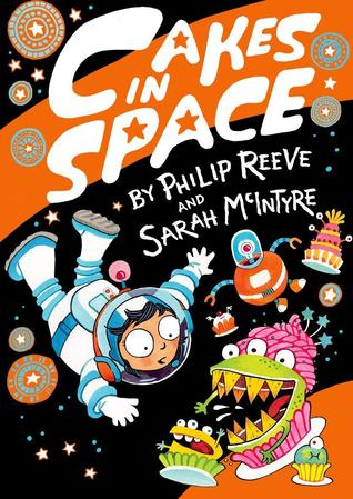 Ebook Cakes in Space by Philip Reeve read!