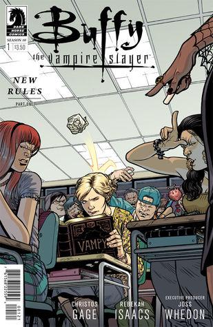 Buffy the Vampire Slayer: New Rules, Part 1 (Season 10, #1)