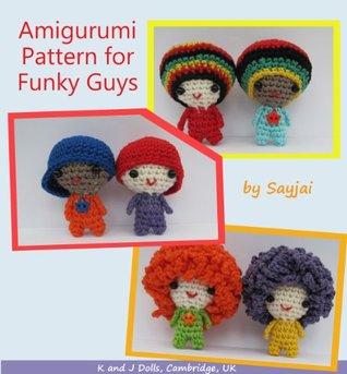 Amigurumi Pattern for Funky Guys