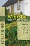 The Wiersbe Bible...