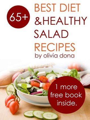 Diet salad recipes book- the best salad recipes for rapid weight loss