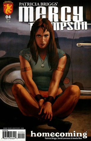 Mercy Thompson: Homecoming Graphic Novel Issue #4