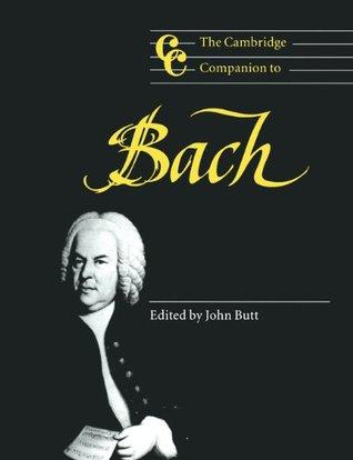 The Cambridge Companion to Bach