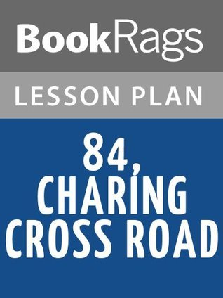 84, Charing Cross Road Lesson Plans