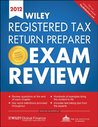 Wiley Registered Tax Return Preparer Exam Review 2012 (Wiley Tax Return Preparer Competency Exam Prep: Individual Tax Filing)