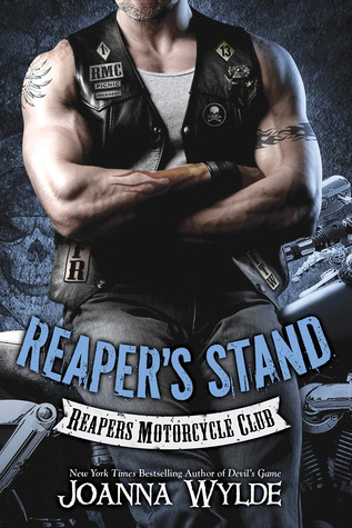 Reaper's Stand (Reapers MC, #4)