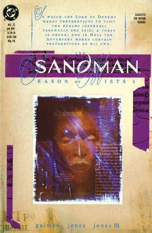 The Sandman #22: Season of Mists Chapter 1