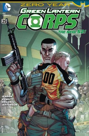 Green Lantern Corps (2011- ) #25
