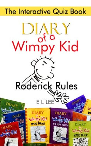 Diary of a Wimpy Kid Roderick Rules The Interactive Quiz Book