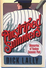 Pinstriped Summers: Memories of Yankee Seasons Past