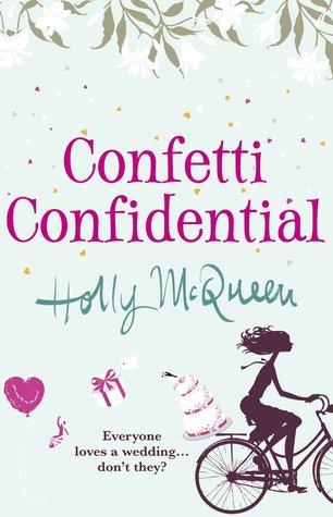 Confetti Confidential (Isabel Bookbinder #3)