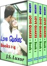 Love Quakes Boxed Set (Love Quakes, #1-4)