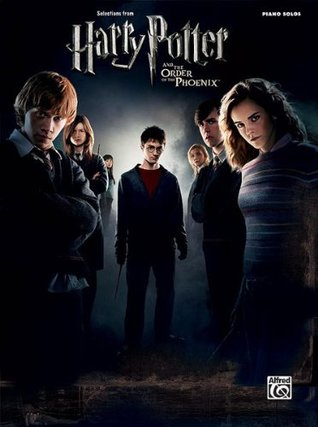 Harry Potter And The Order Of The Phoenix (Piano Solos)