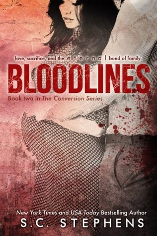 Bloodlines by S.C. Stephens