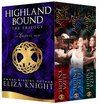 The Highland Bound Trilogy Boxed Set (Highland Bound Trilogy, #1-3)