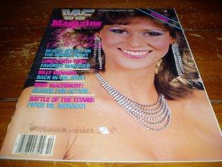 WWF/WWE Magazine October/November 1986 Issue