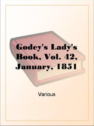 Godey's Lady's Book, Vol. 42, January, 1851