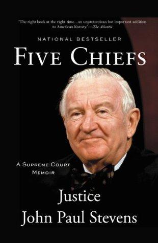 Five Chiefs by John Paul Stevens