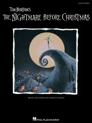 The Nightmare Before Christmas Songbook: Easy Piano