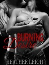 Burning Desire by Heather  Leigh