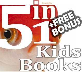 5-Book Collection: Goldfish, 123 Dogs, Alphabet, My Donkey, Farm Animals: (Free Bonus: 30+ Free Online Kids' Jigsaw Puzzle Games!)