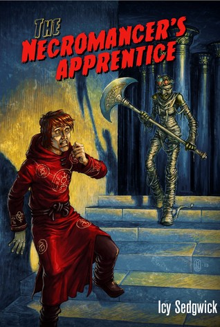 The Necromancer's Apprentice by Icy Sedgwick