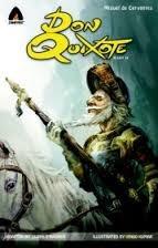 Don Quixote: Volume Two (Campfire Graphic Novel)
