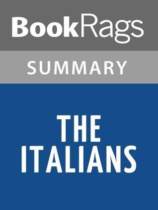 The Italians by Luigi Barzini, Jr.   Summary & Study Guide
