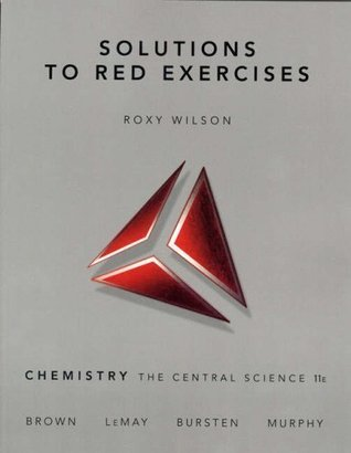 Chemistry Central Science - Solution to Exercises, 11TH EDITION
