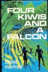 Four Kiwis and a Falcon