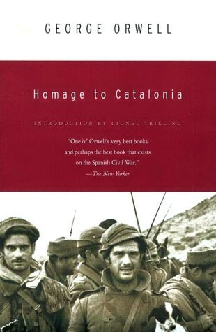 Image result for orwell catalonia