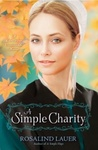 A Simple Charity (Lancaster Crossroads, #3)