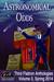 Astronomical Odds (Third Flatiron Anthologies, Volume 3, Spring 2014)
