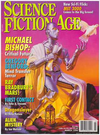 Science Fiction Age (Volume 4 Number 3)