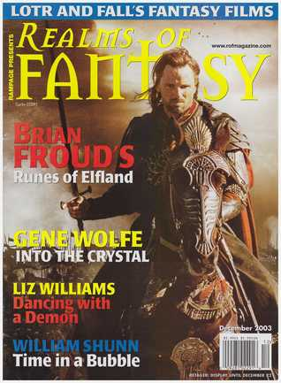 Realms of Fantasy Magazine December 2003 (v10 n2)