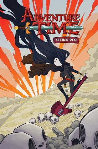 Adventure Time Vol. 3 Seeing Red Original Graphic Novel
