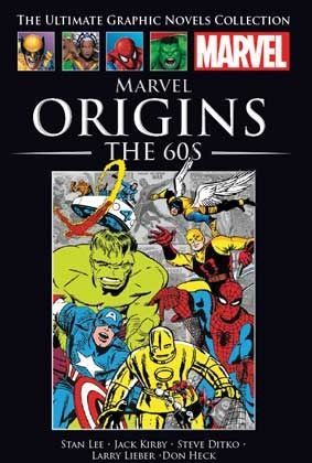 Marvel Origins: The 60s (Marvel Ultimate Graphic Novels Collection)