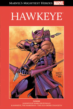 Hawkeye (Marvel's Mightiest Heroes Graphic Novel Collection #29)