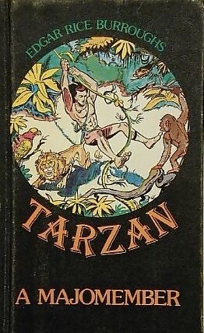Tarzan, a majomember (Tarzan, #1)