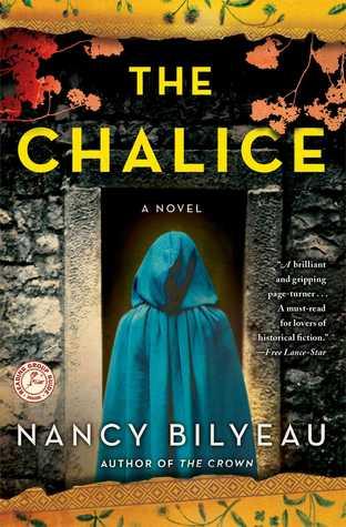 The Chalice (Joanna Stafford, #2)