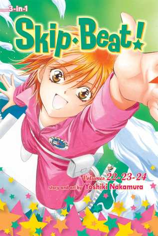 Skip Beat! (3-in-1 Edition), Vol. 8: Includes volumes 22, 23  24