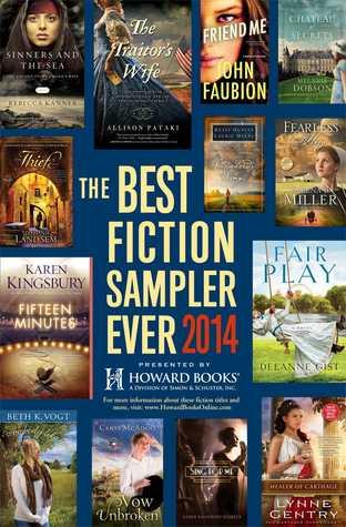 The Best Fiction Sampler Ever 2014 - Howard Books: A Free Sampling of Spring Fiction Titles