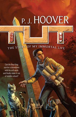 tut the story of my immortal life by p j hoover rh goodreads com PJ Hoover at Mary Lillard PJ Hoover at Mary Lillard